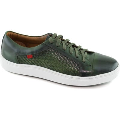 Marc Joseph New York King Street Sneaker- Green