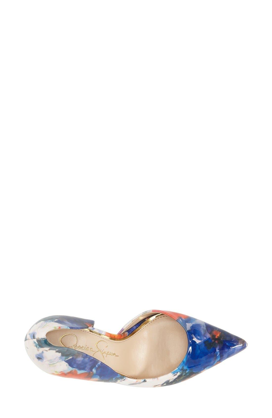 ,                             'Claudette' Pump,                             Alternate thumbnail 105, color,                             105