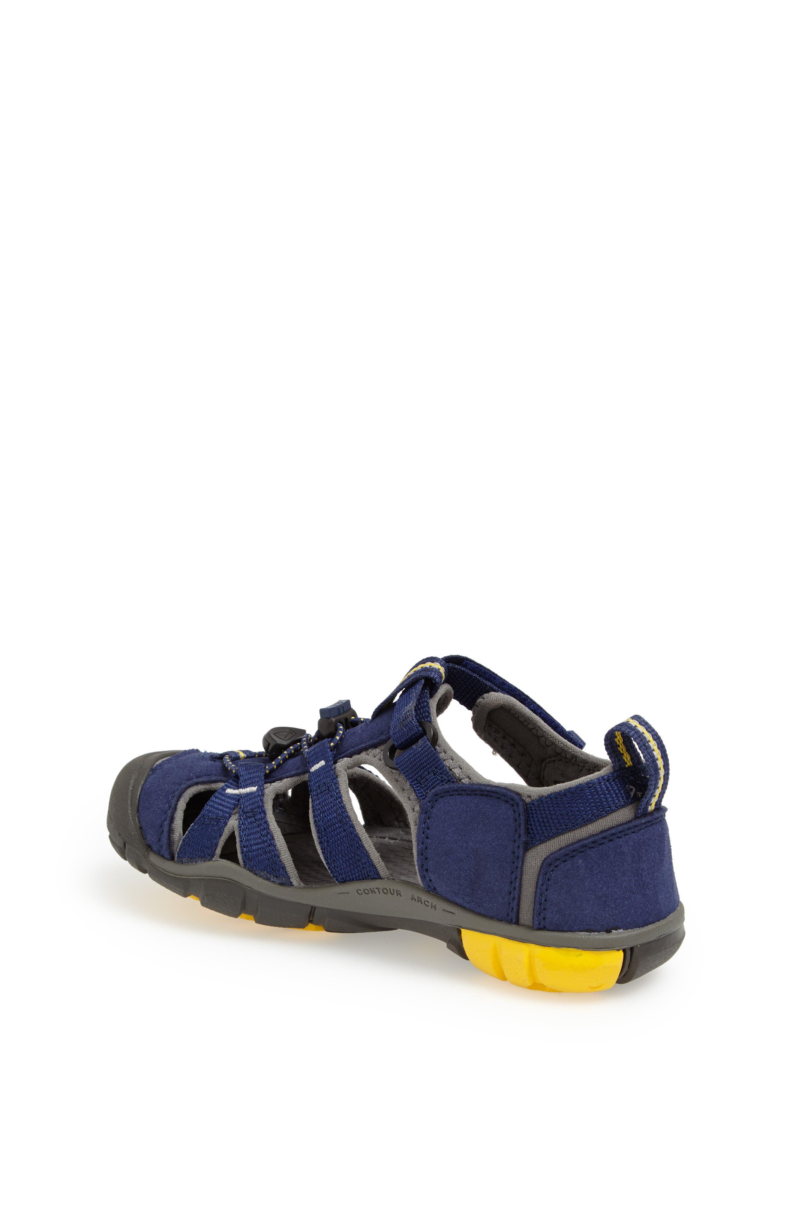 ,                             'Seacamp II' Water Friendly Sandal,                             Main thumbnail 207, color,                             477
