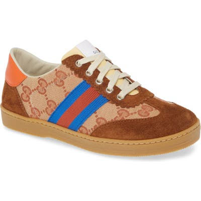 Gucci G74 Gg Low Top Sneaker