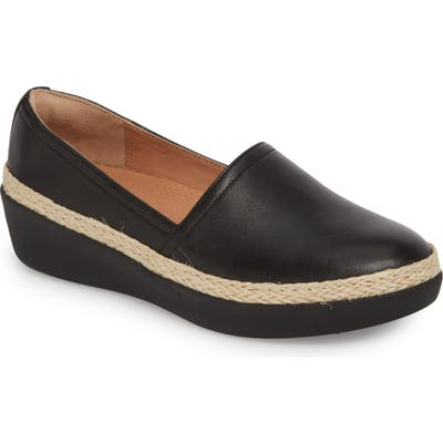 Fitflop Casa Loafer, Black