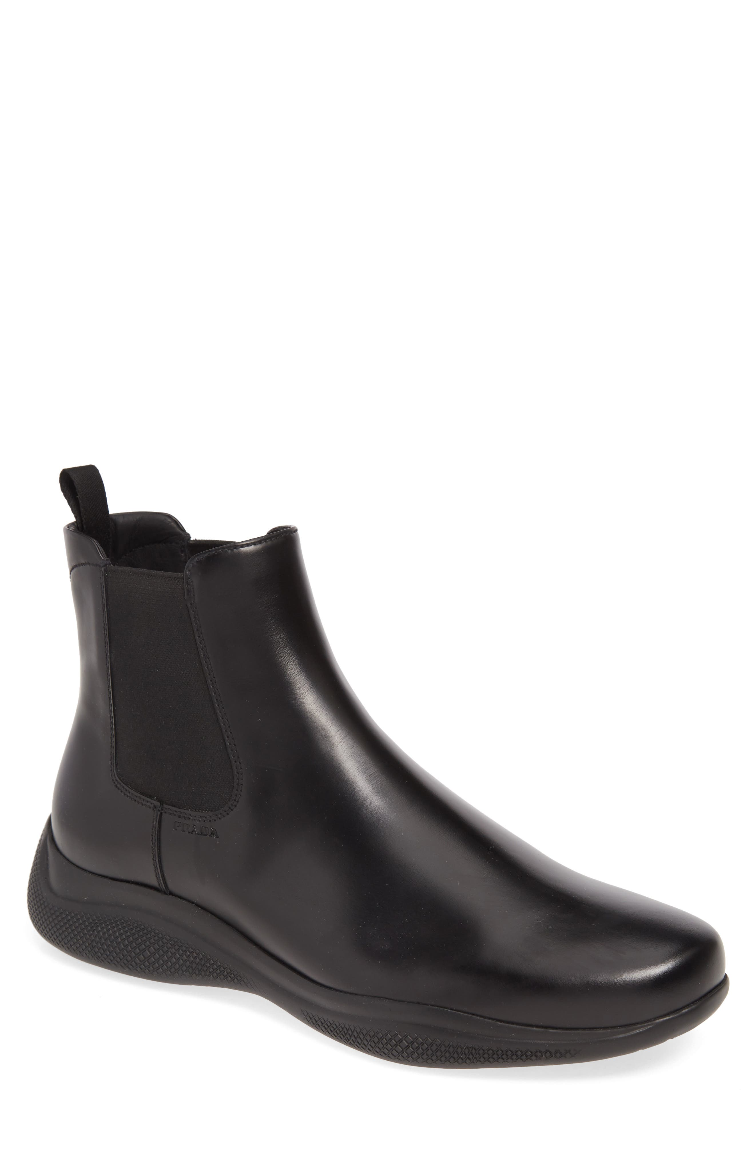 Prada New Toblak Chelsea Boot (Men