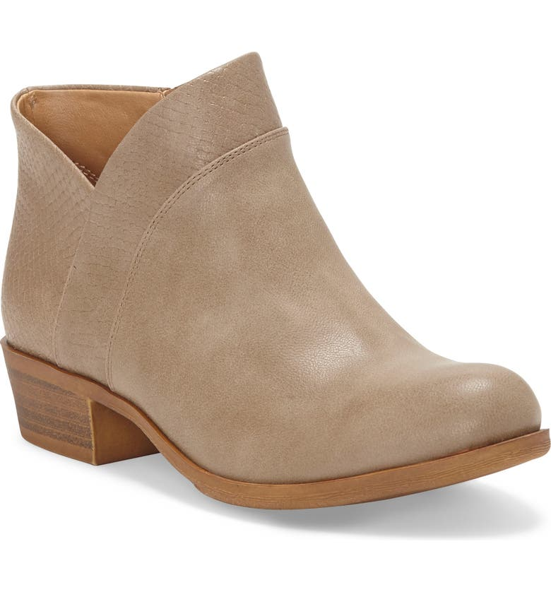 LUCKY BRAND Ankle Boot, Main, color, HEATHER GREY