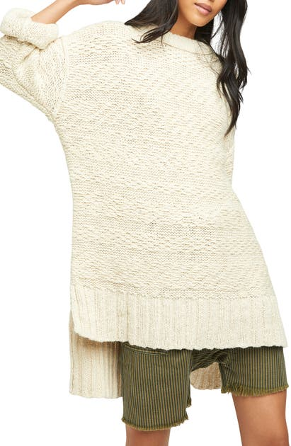 Free People SPARROW OVERSIZE SWEATER