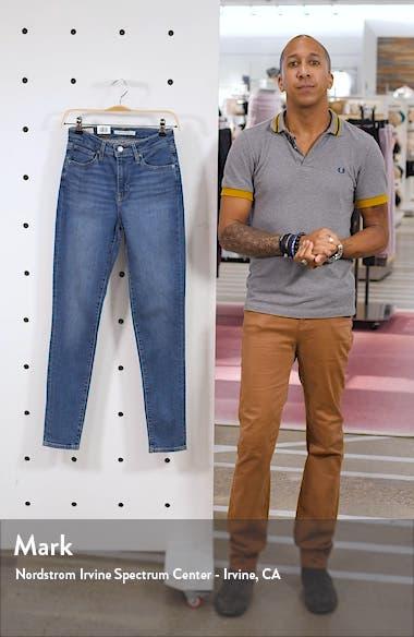 Organic Linen Blend Straight Leg Crop Pants, sales video thumbnail