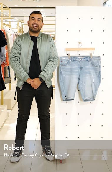 Denim Shorts, sales video thumbnail