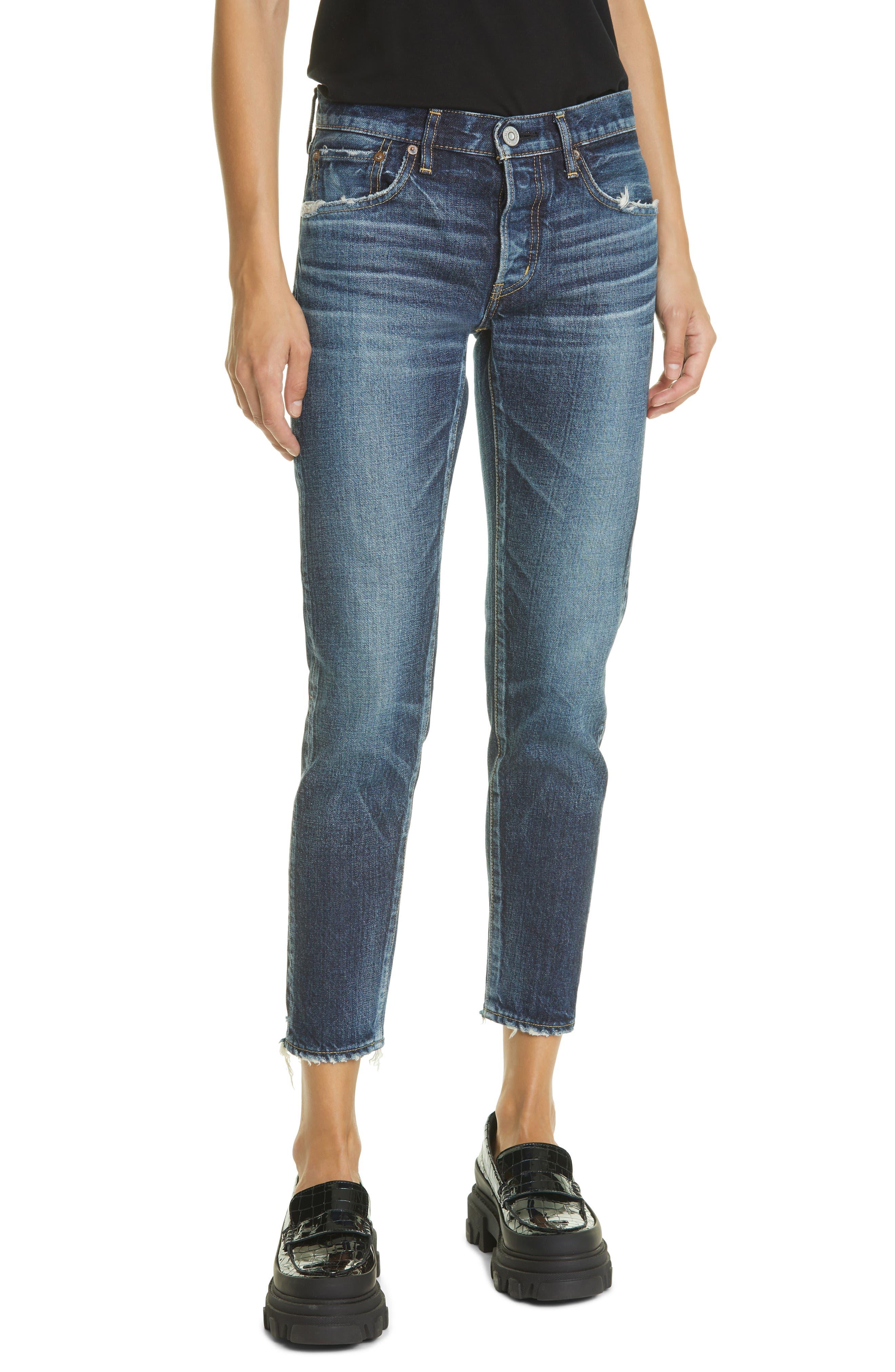 Etta Tapered Skinny Jeans
