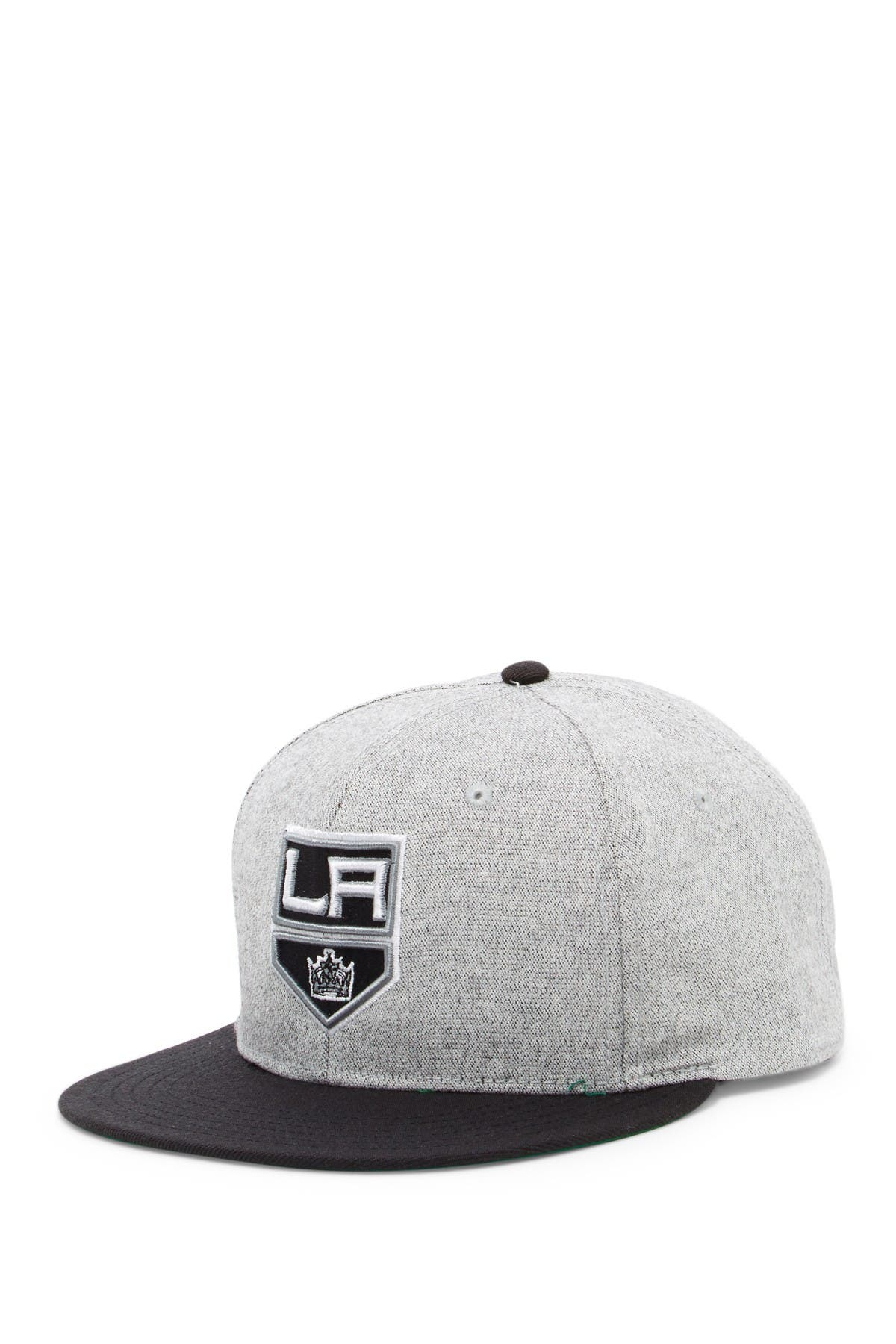 Image of American Needle NHL Los Angeles Kings Castle Rock Baseball Cap