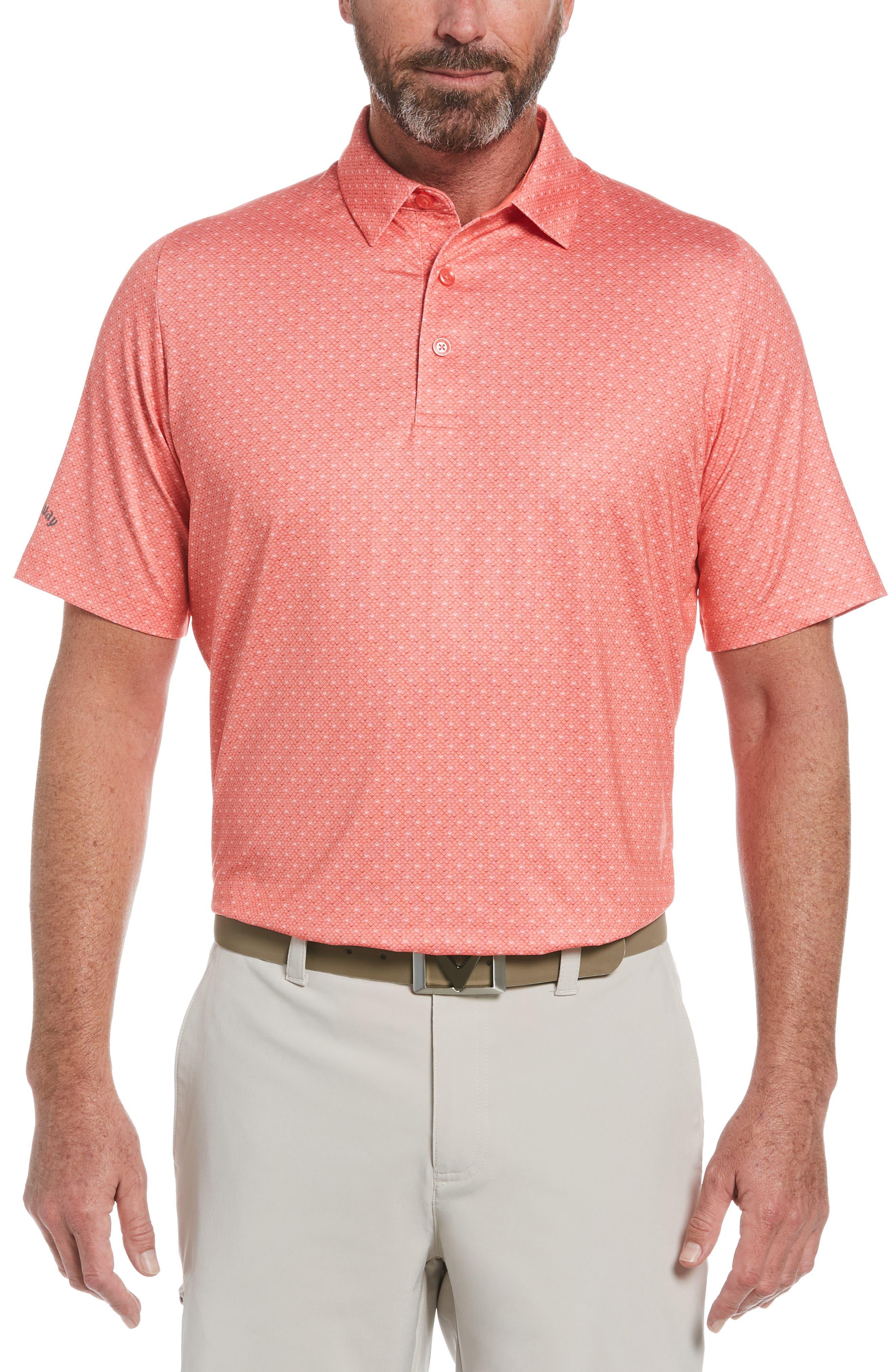 Men's Callaway Golf Swing Tech Golf Polo