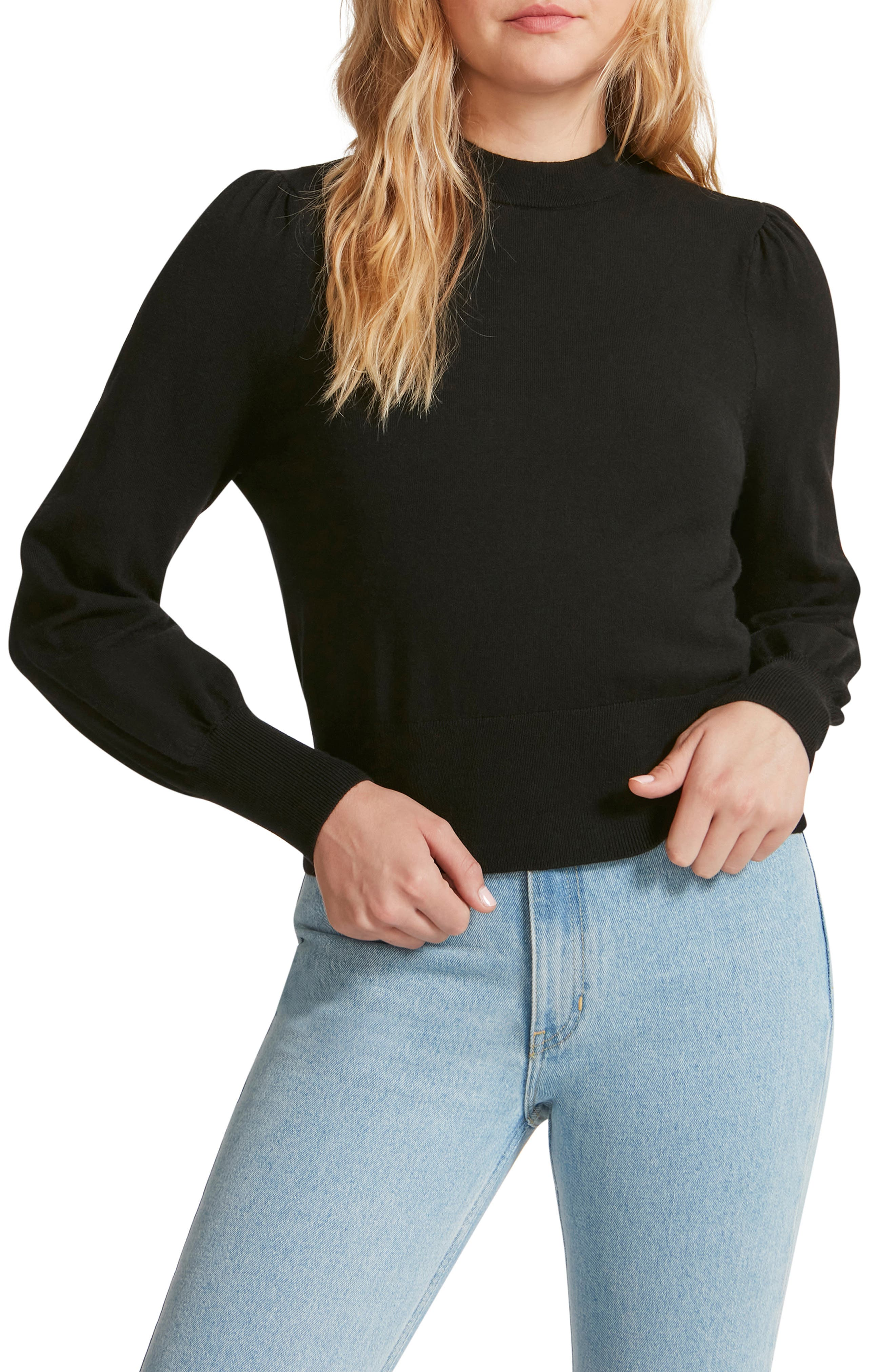 Respectfully Yours Bishop Sleeve Sweater
