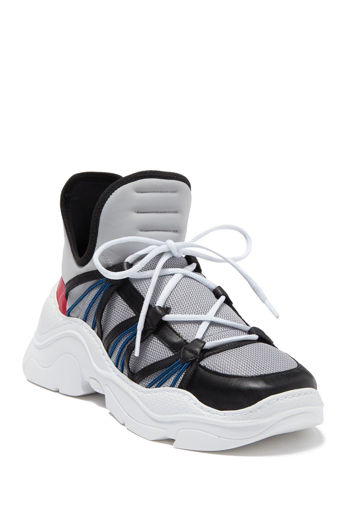Image of Schutz Anick Lace-Up Sneaker