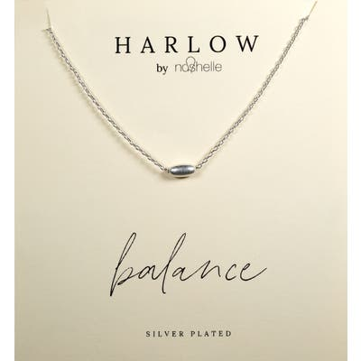 Harlow By Nashelle Balance Bead Boxed Necklace