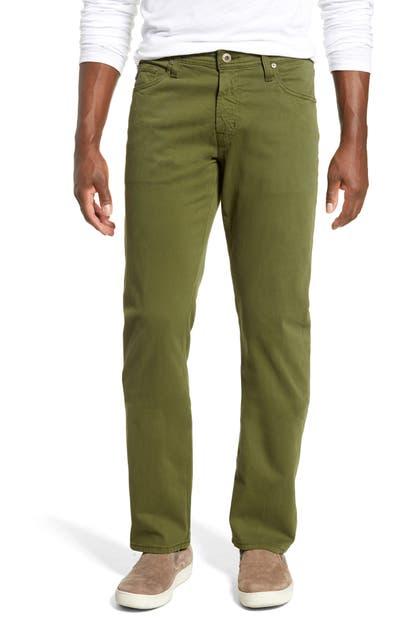 Ag Pants GRADUATE SUD SLIM STRAIGHT LEG PANTS