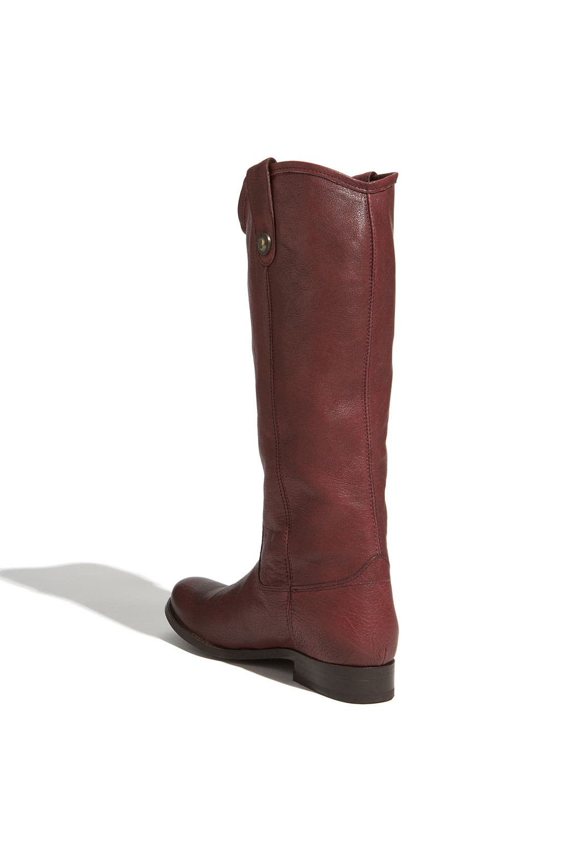 ,                             'Melissa Button' Leather Riding Boot,                             Alternate thumbnail 155, color,                             608