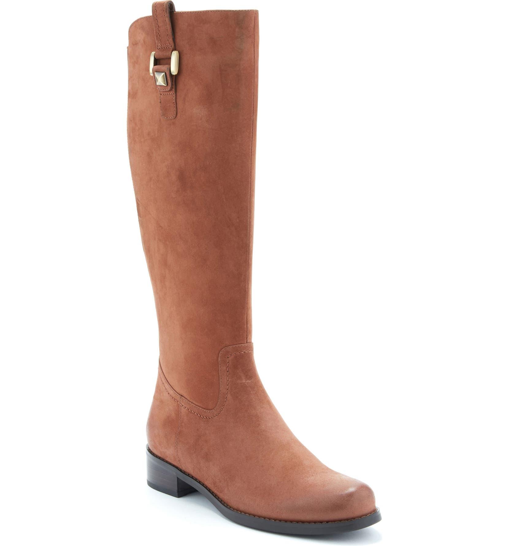 afda89abb42 'Velvet' Waterproof Riding Boot