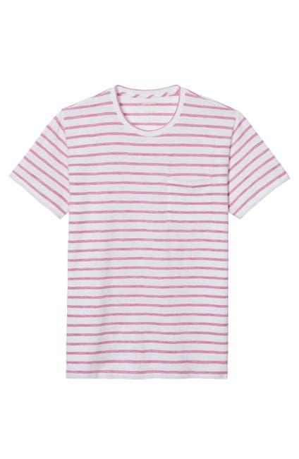 Image of Bonobos Stripe Print Slim T-Shirt
