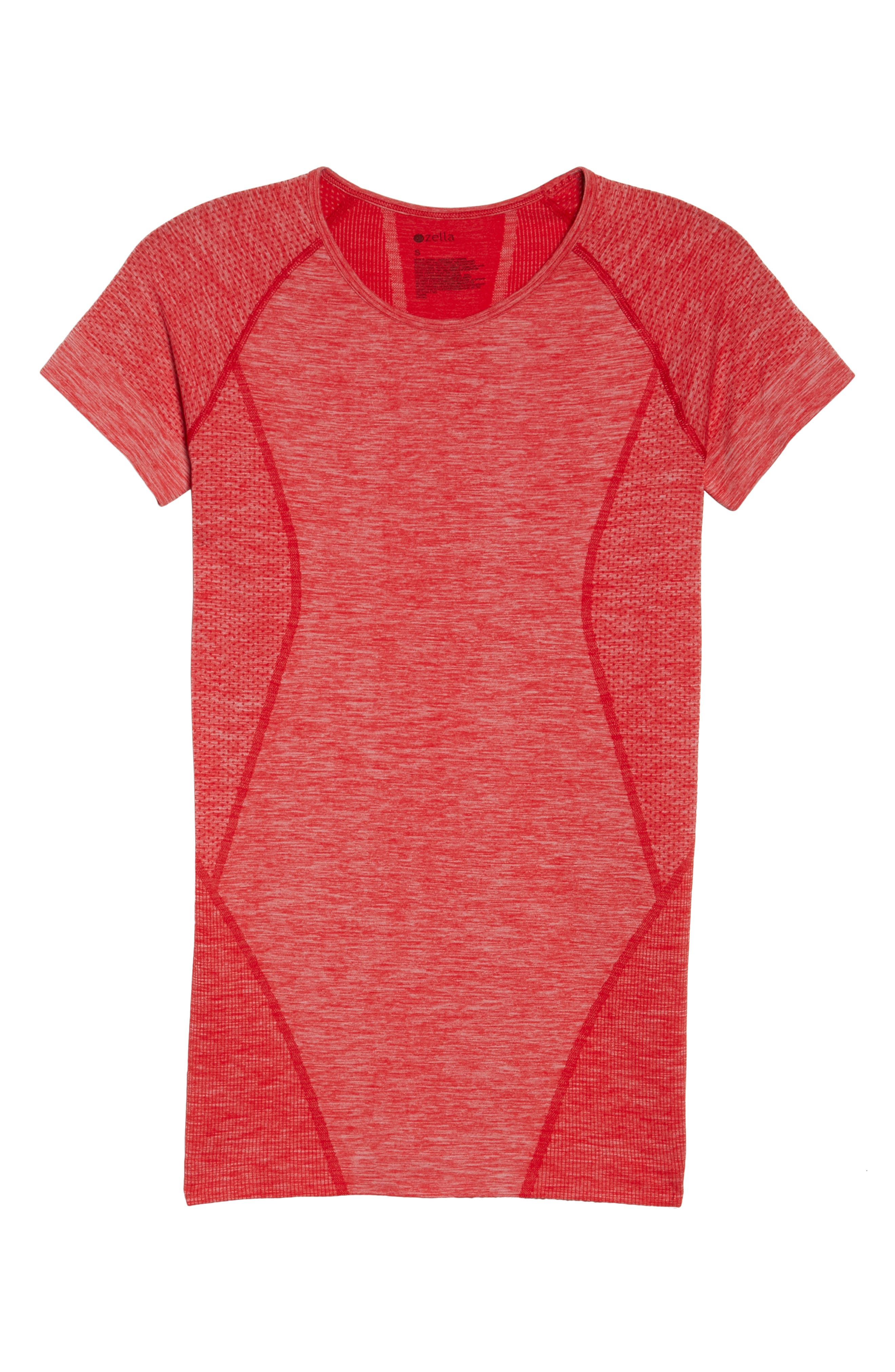 ,                             Stand Out Seamless Training Tee,                             Alternate thumbnail 87, color,                             610