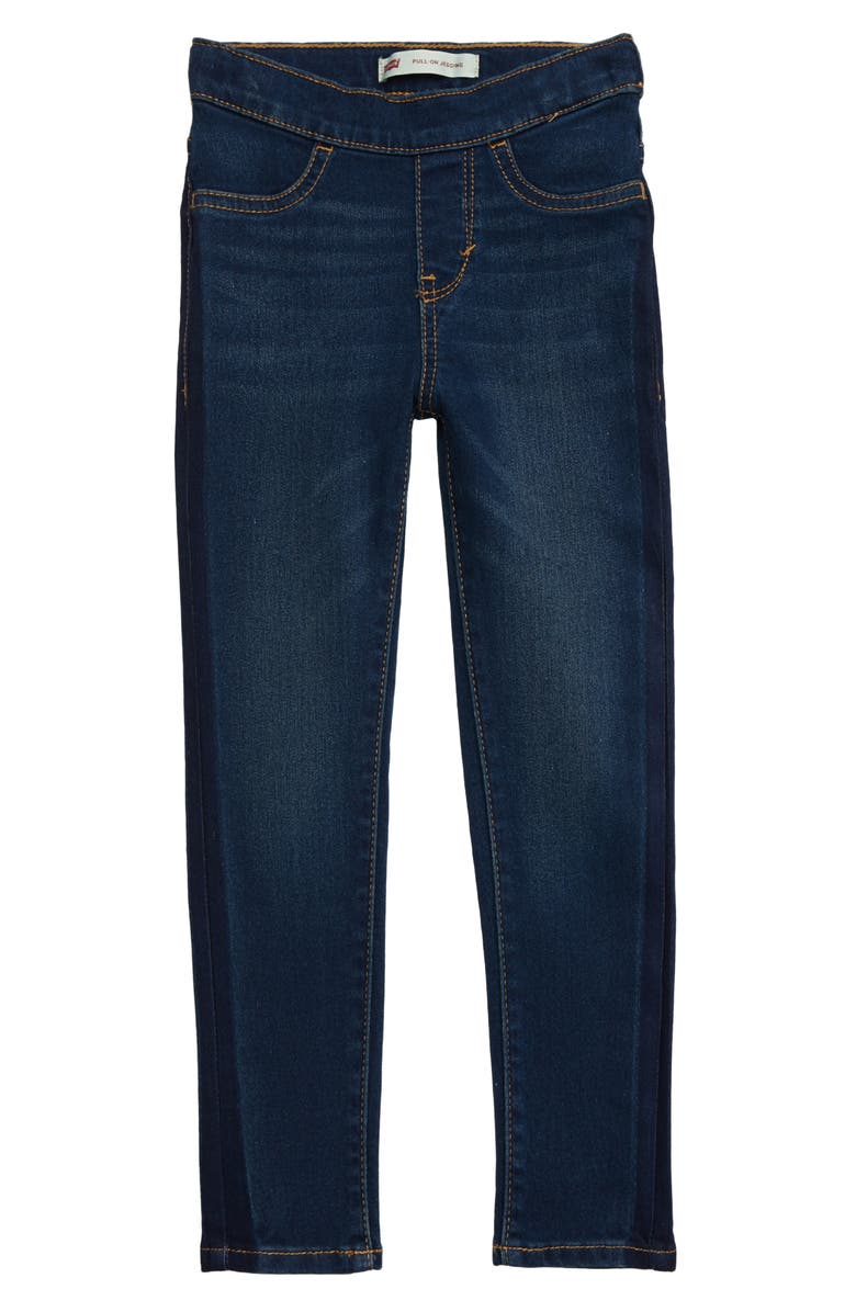 LEVI'S<SUP>®</SUP> Pull-On Denim Leggings, Main, color, 402