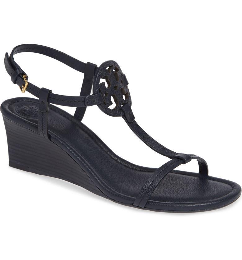 39dcd69c7 Tory Burch Miller Wedge Sandal (Women) | Nordstrom