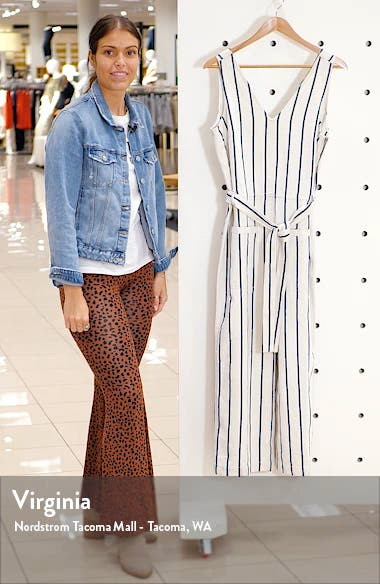 Stripe Jumpsuit, sales video thumbnail