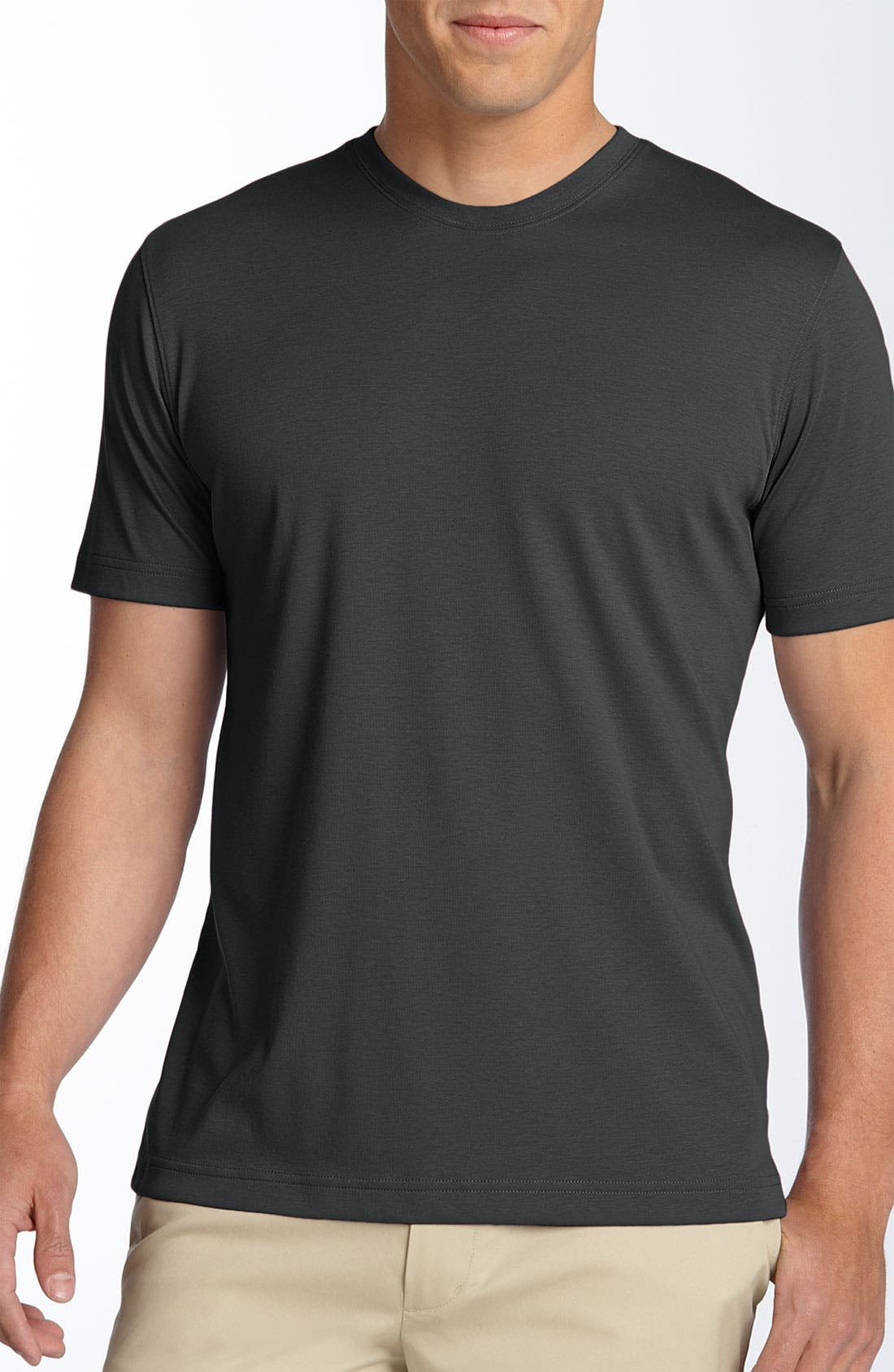 ,                             Georgia Crewneck T-Shirt,                             Main thumbnail 130, color,                             012
