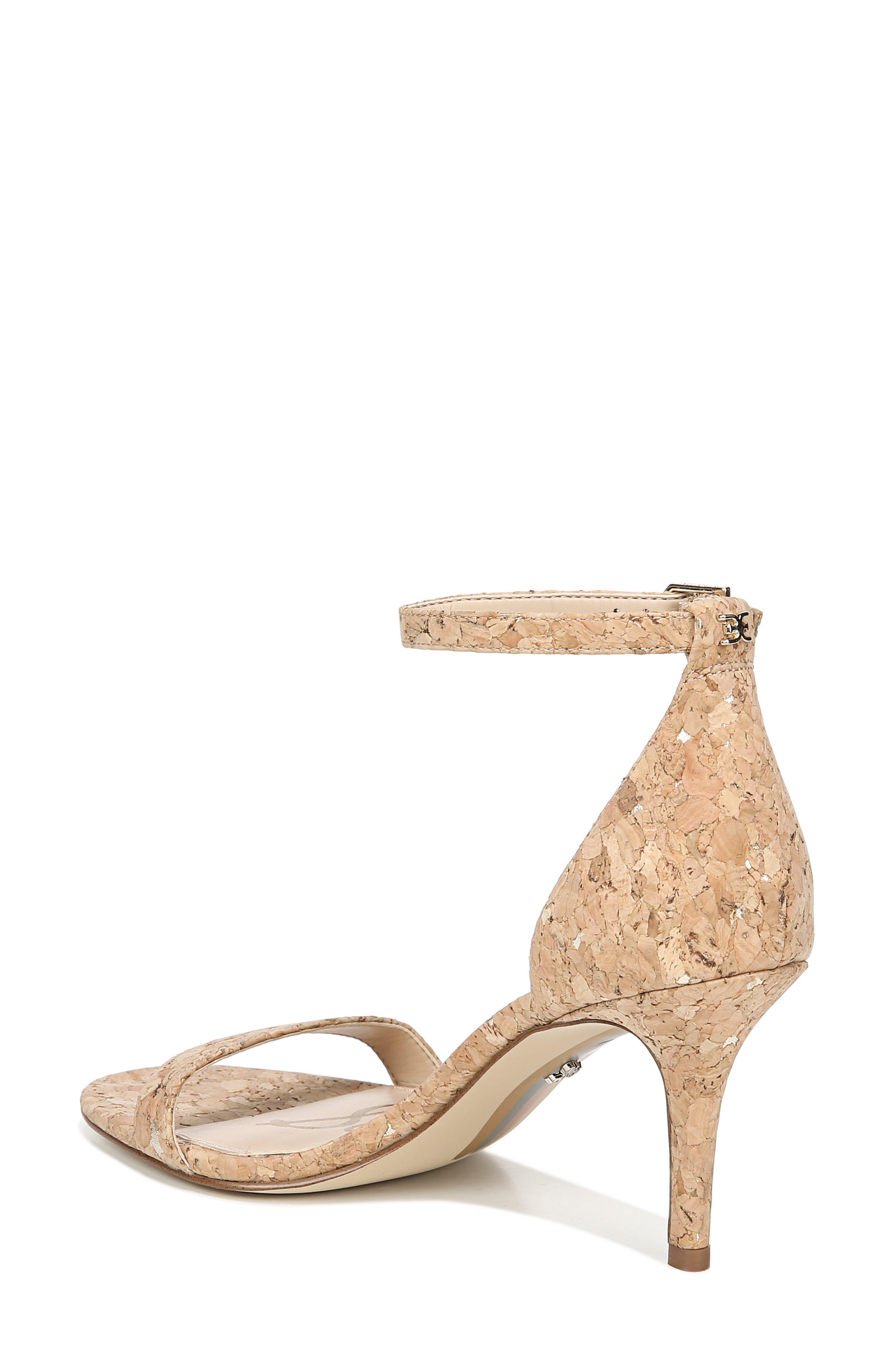 ,                             'Patti' Ankle Strap Sandal,                             Alternate thumbnail 80, color,                             251