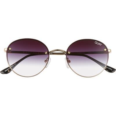 Quay Australia X Elle Ferguson Farrah 5m Round Sunglasses -