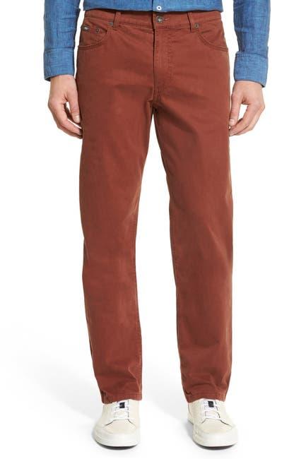 Image of Brax Cooper Stretch Pima Cotton Pants
