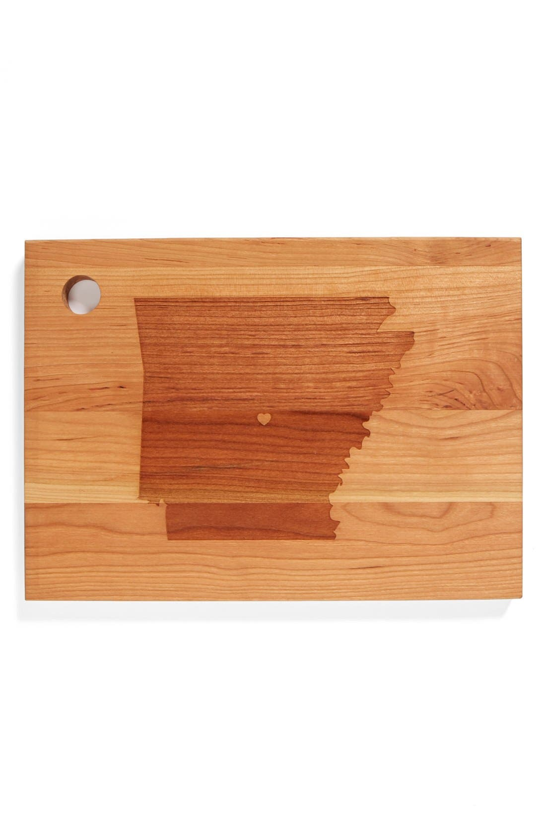 ,                             'State Silhouette' Cutting Board,                             Main thumbnail 4, color,                             203