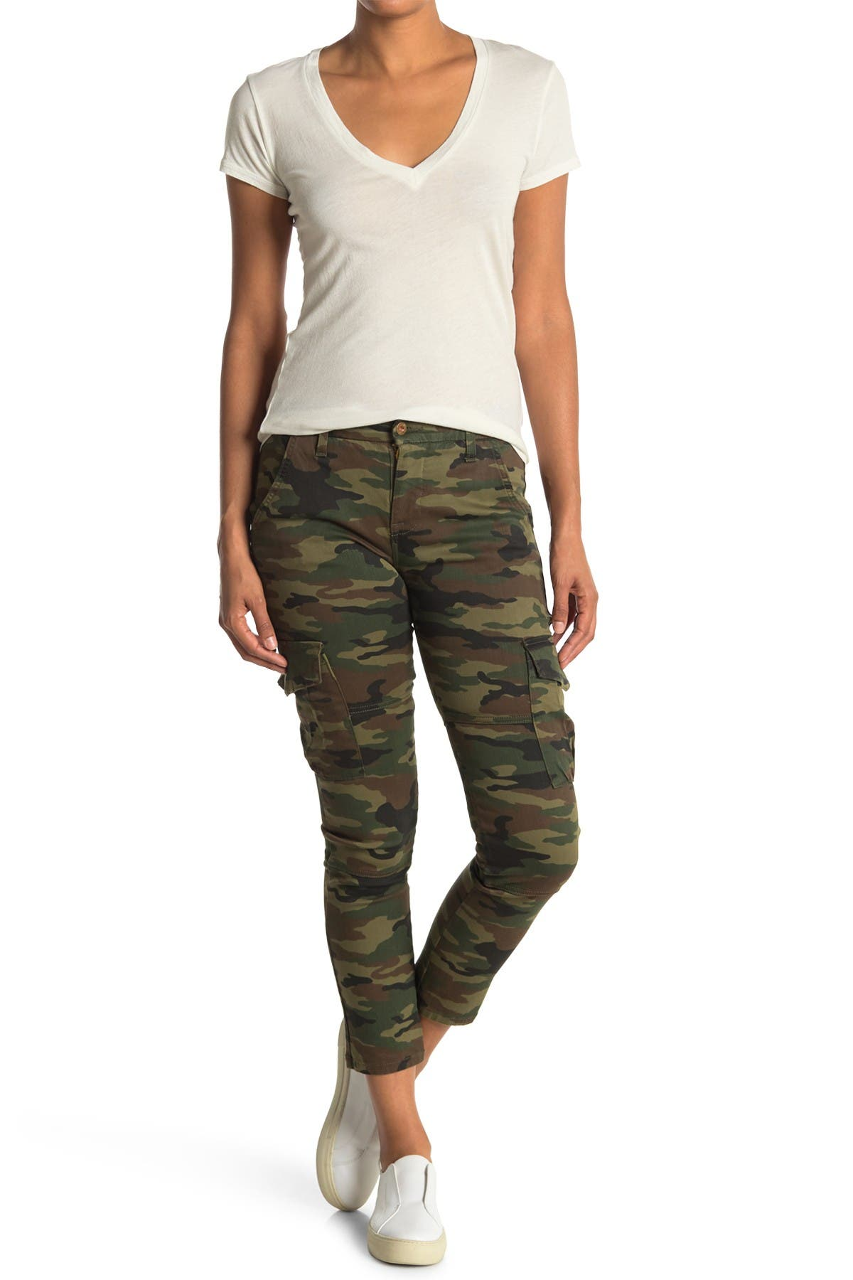 Image of NSF CLOTHING Vincent Camo Cargo Pants