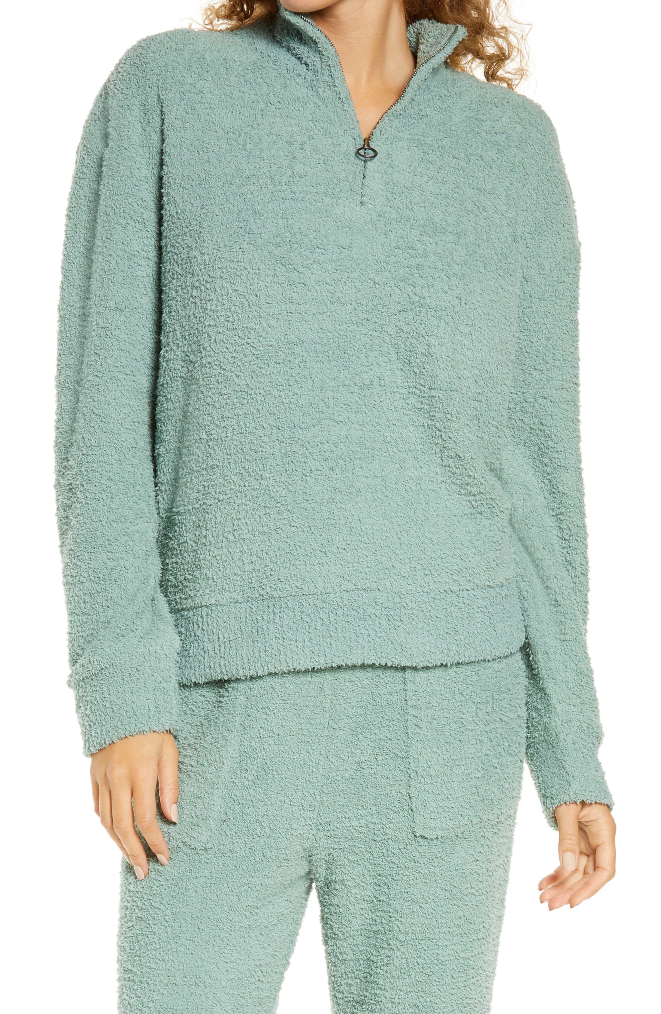 Comfort Queen Quarter Zip Pullover