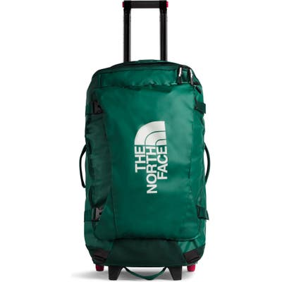 The North Face Rolling Thunder Wheeled Duffle Bag - Green