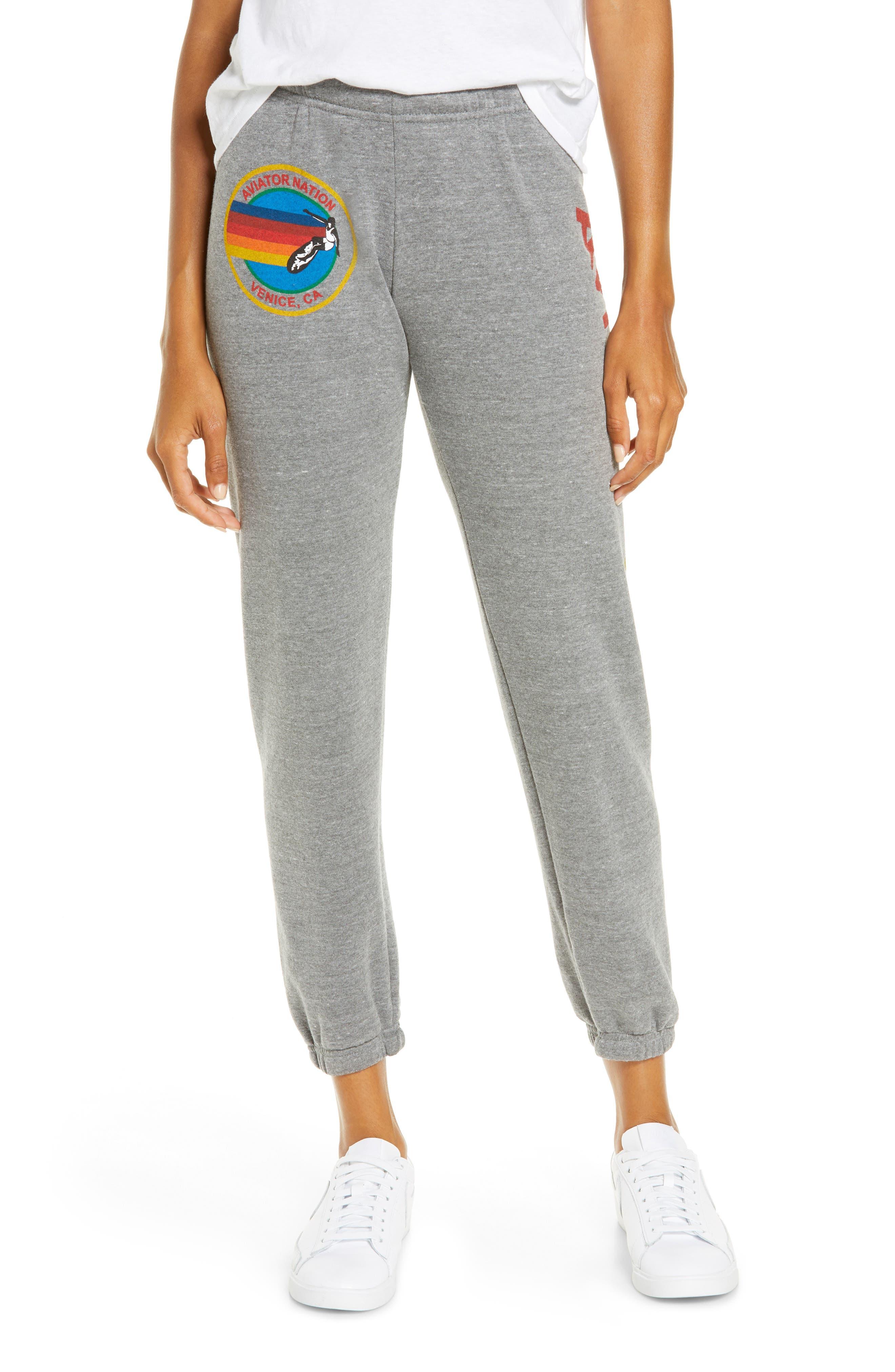 Rainbow Logo Sweatpants