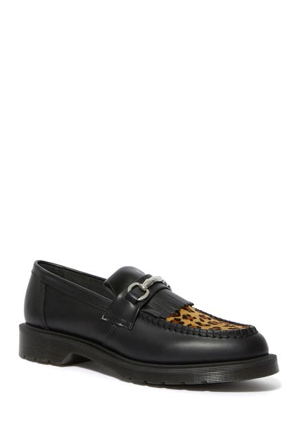 Image of Dr. Martens Adrian Genuine Calf Hair Loafer