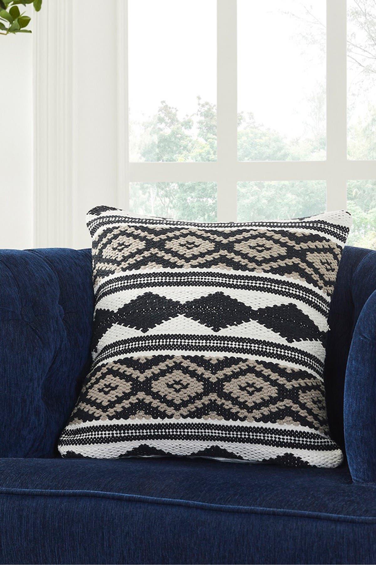 Image of Modern Threads Jaya Decorative Pillow Cover