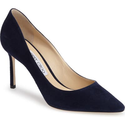 Jimmy Choo Romy Pump - Blue