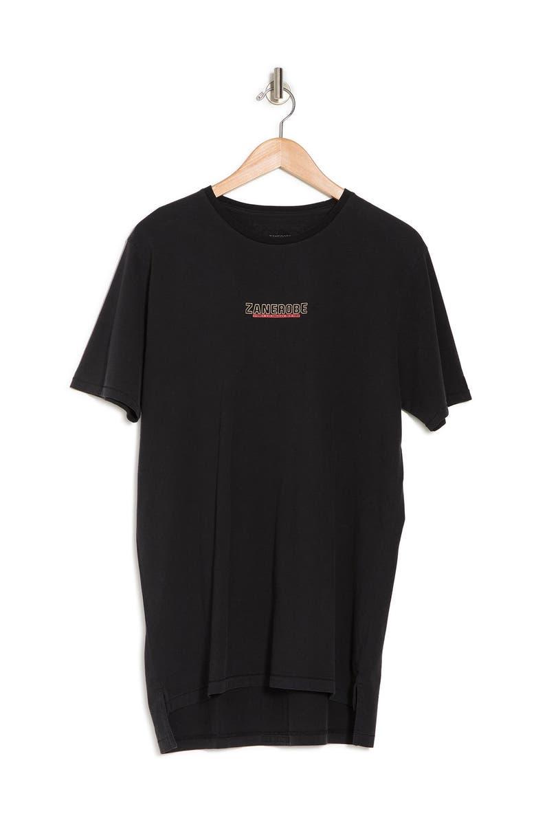ZANEROBE Flintlock Global Graphic T-Shirt, Main, color, SMOKEY BLACK