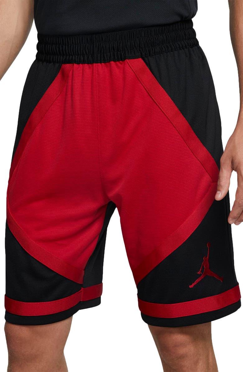 JORDAN Dry Taped Basketball Shorts, Main, color, 010
