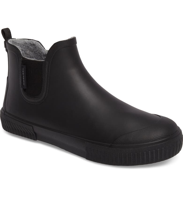 TRETORN Guswnt Chelsea Waterproof Boot, Main, color, 001