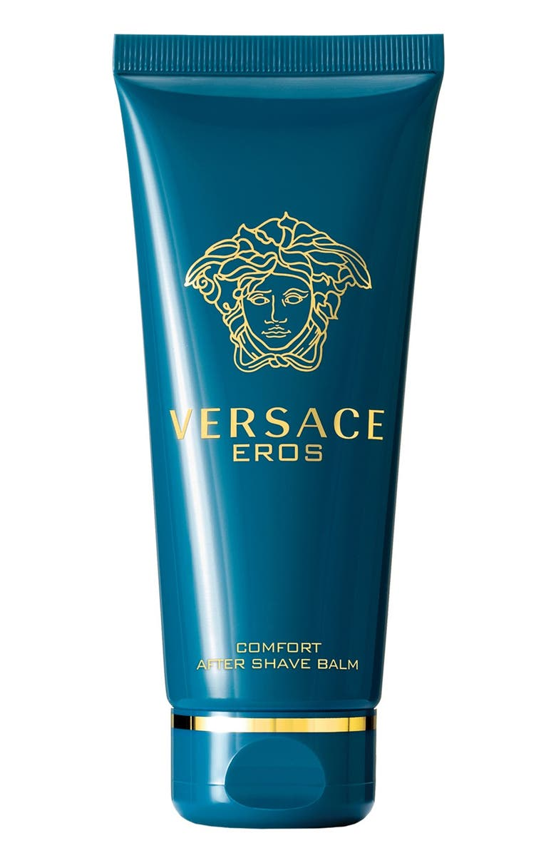 VERSACE 'Eros' After Shave Balm, Main, color, 000