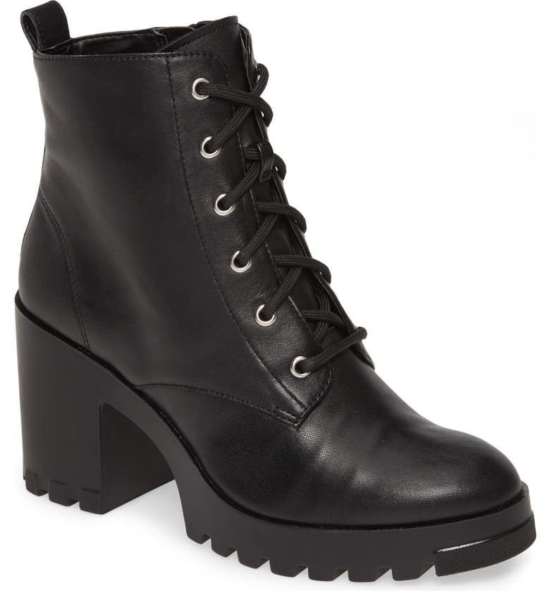 BP. Masson Bootie, Main, color, BLACK LEATHER