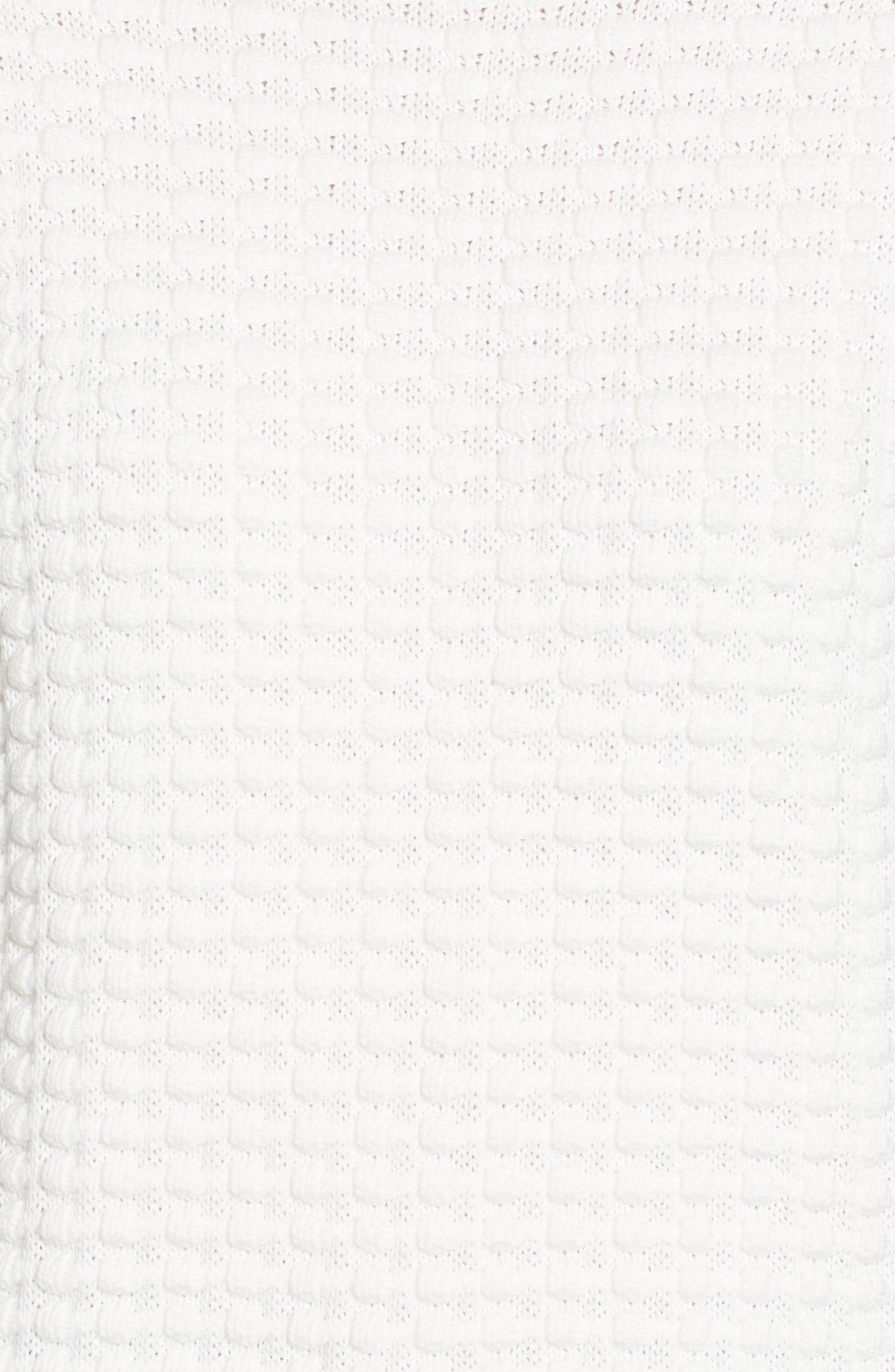 ,                             Mozart Popcorn Sweater,                             Alternate thumbnail 5, color,                             110