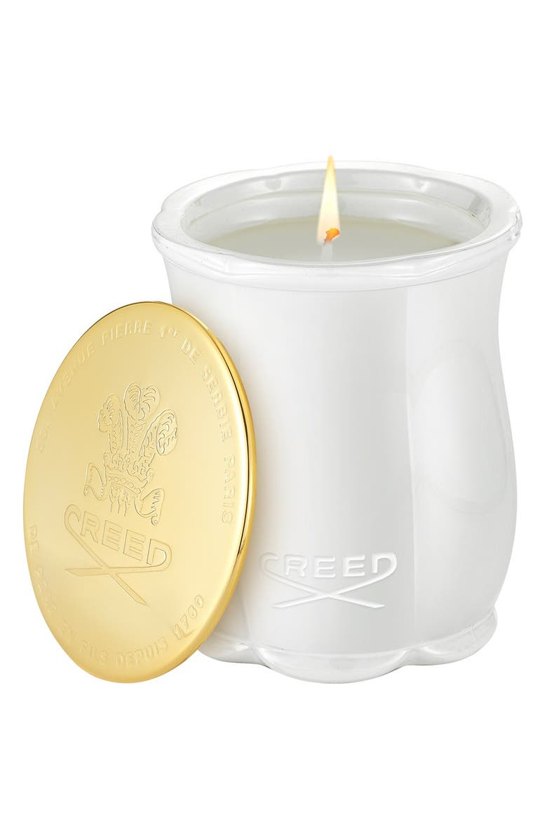 CREED 'Love in White' Candle, Main, color, 000