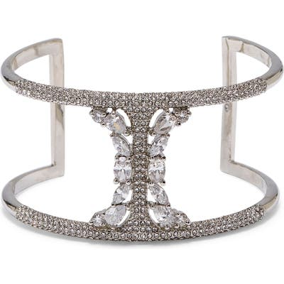 Vince Camuto Pave Crystal Statement T Cuff
