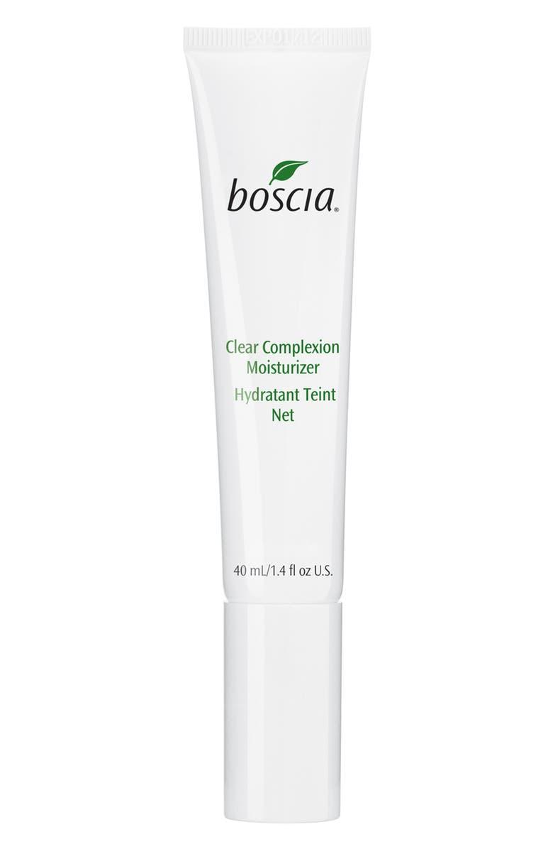 BOSCIA Clear Complexion Moisturizer, Main, color, NO COLOR