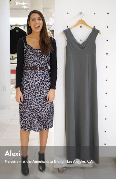 Zurich Front Knot Gown, sales video thumbnail