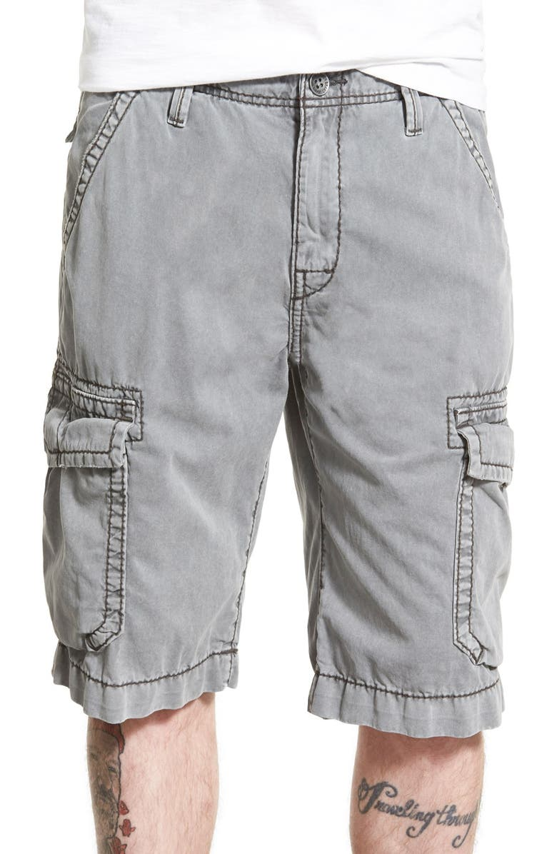 0fbdc6456c True Religion Brand Jeans 'Isaac' Cargo Shorts | Nordstrom