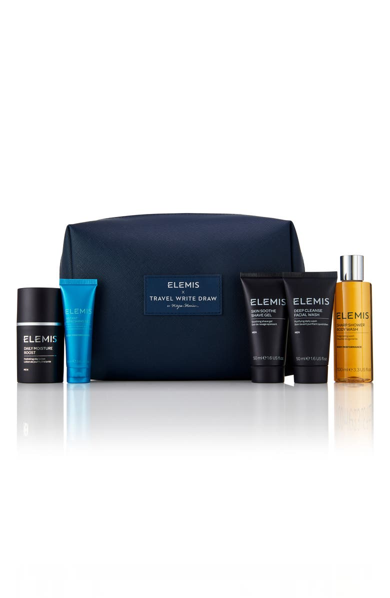ELEMIS The Luxury Travel Collection Essentials for Him, Main, color, NO COLOR