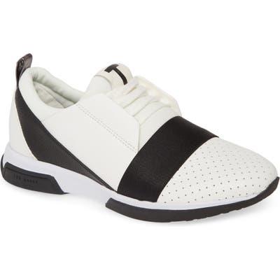 Ted Baker London Cepall Sneaker, White