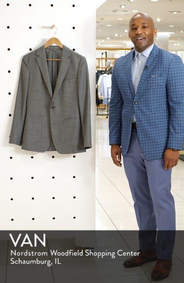 Slim Fit Wool Sport Coat, sales video thumbnail